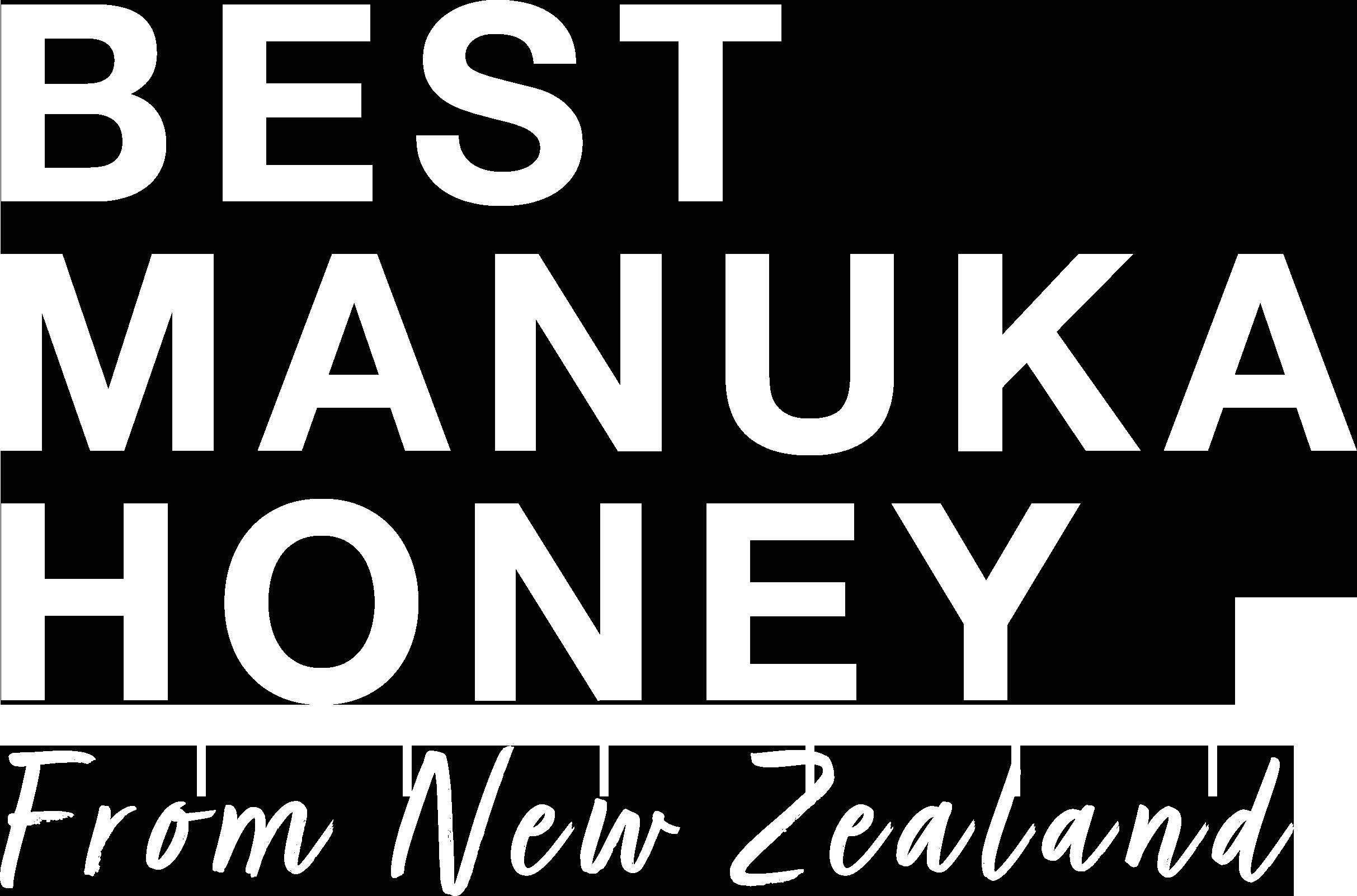 Best Manuka Honey - New Zealand